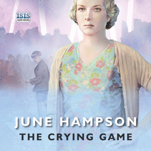 The Crying Game audiobook cover art