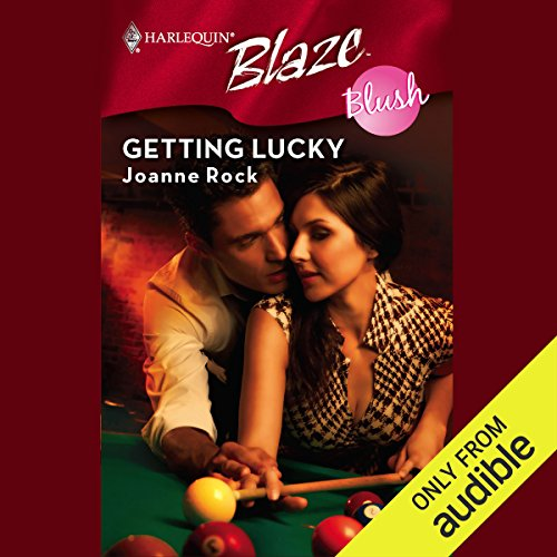 Getting Lucky  audiobook cover art
