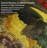 Poulenc&Casella:Organ Concerto
