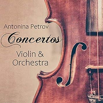 Concertos Violin & Orchestra