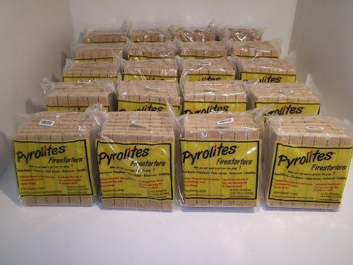 Best Review Of Pyrolites Firestarters 42/breakaway Sticks (Case of 20-42/stk. Packages)