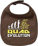 EZYshirt® Quad Evolution Baby Lätzchen Halstuch