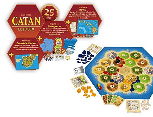 Devir - Catan Edicion 25 Aniversario (BGCAT25SP)