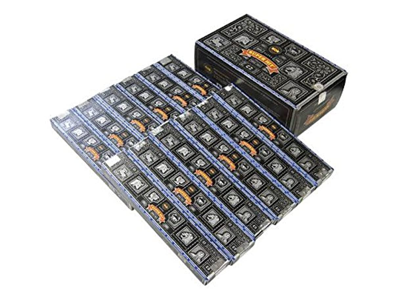 抑圧する悪の濃度SATYA(サチャ) スーパーヒット香 スティック マサラタイプSUPER HIT 12箱セット
