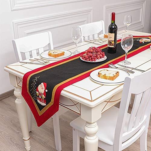 TUANZI Squisito Runner da tavolo Bandera de la decoración d