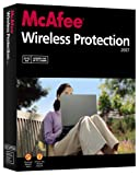 McAfee Wireless Protection 2007 - 3 Users