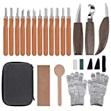 Best wood carving tools - Wood Carving Tools Knife Set, Carbon Steel Graver Review