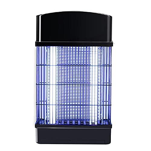 ZHTY lámpara de Mosquito,Lámpara de luz Ultravioleta Atrae Mosquitos y Descarga eléctrica Mosquito Killer 100% Seguridad para Oficina Comercial en casa