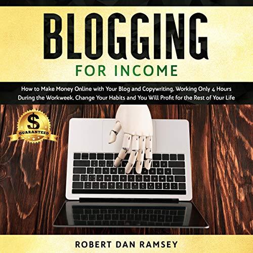 Blogging for Income cover art