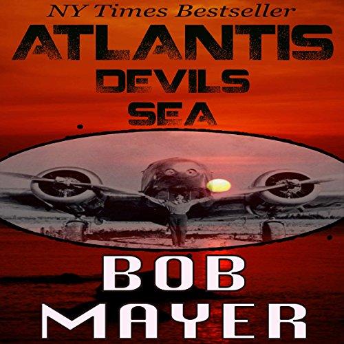 Atlantis: Devil's Sea audiobook cover art