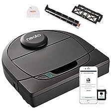 Neato Robotics D450 Pets Edition - Kompatibel mit Alexa - Roboterstaubsauger mit Ladestation, WLAN und App©Amazon