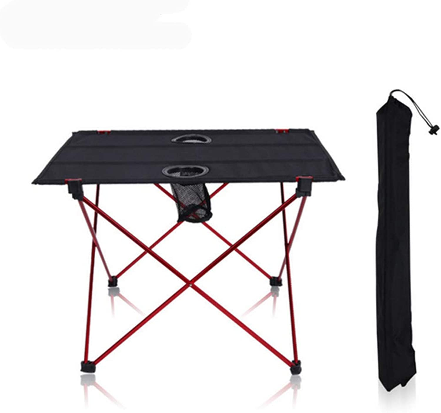 Folding Table and Chair Set - Self-Driving Table - Portable Folding Table Adgreenising Table