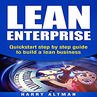 Lean Enterprise cover art