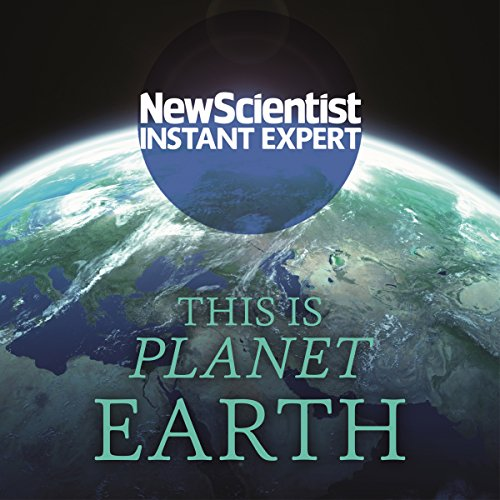 This Is Planet Earth audiobook cover art