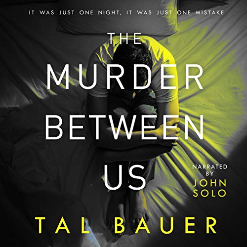 The Murder Between Us Audiobook By Tal Bauer cover art