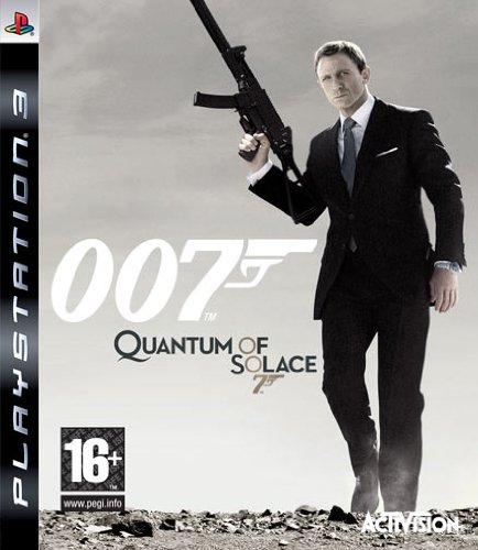 James Bond Quantum Of Solace [Importación italiana]
