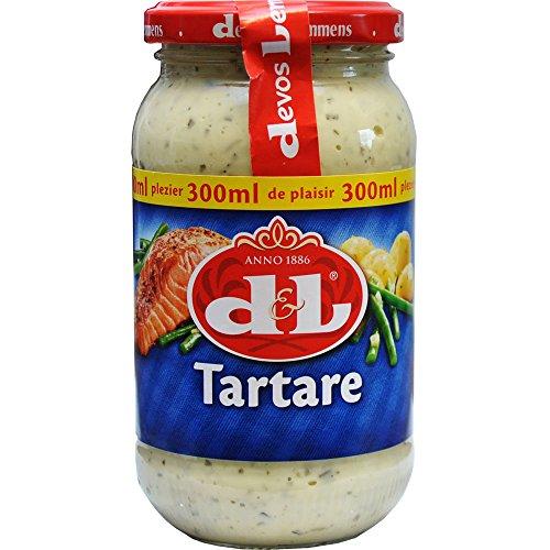 Salsa Tartar Devos Lemmens 300ml.