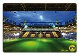 K&L Wall Art Borussia Dortmund Glasbild BVB Signal Iduna