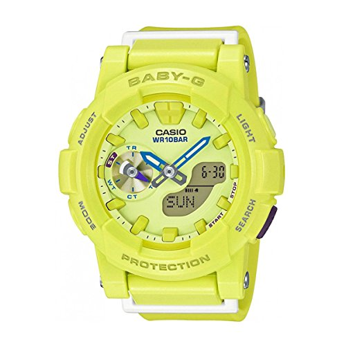 Casio Damas Watch BABY-G For Running Reloj BGA-185-9A