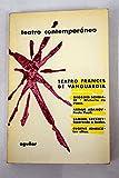TEATRO FRANCÉS DE VANGUARDIA: HISTORIA DE VASCO/ PAOLO