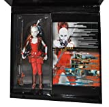 Star Wars Year 2000 Limited Masterpiece Edition 12 Inch Tall Fully Articulated Action Figure Set - AURRA SING with Realistic Ponytail, 2 Holstered Pistol and Modified Blaster Rifle Plus Bonus 'Dawn of the Bounty Hunters' Book