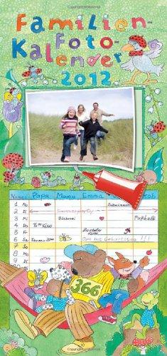 Familien Bastelkalender 2012