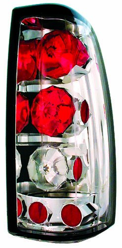 ipcw cwt-ce3039C ojos de cristal Crystal Clear Lámpara de cola–par