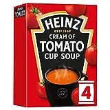 Heinz Tomate Taza De Sopa 4 X 22g...
