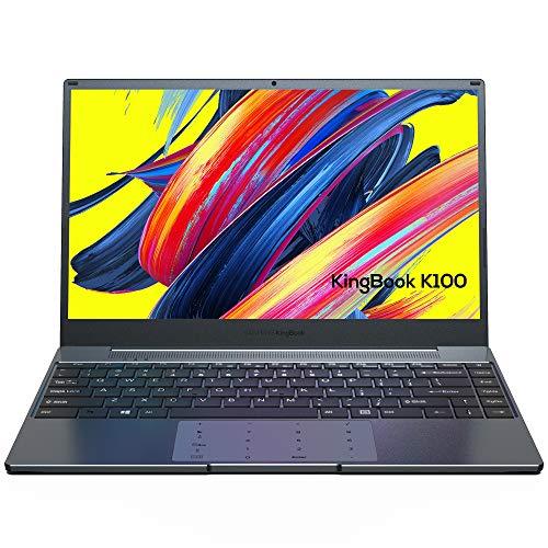 """PC Portatile 14"""", Vastking Windows 10 Notebook 8GB RAM 256GB SSD, Celeron N4020, 1920*1080, Tastierino Numerico, 5G WiFi, Tipo C, Design Compatto Ultrabook, Supporta Scheda SD da 128GB, Grigio Argento"""