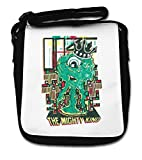 The Mighty King Ooze Monster Urban Art Small Shoulder Bag