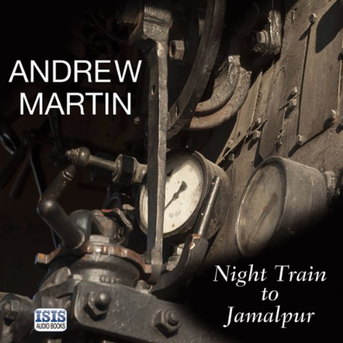Night Train to Jamalpur cover art