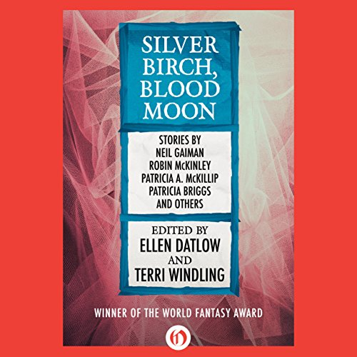 Silver Birch, Blood Moon audiobook cover art