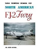 North American Fj-2 Fury (Naval Fighters 10)
