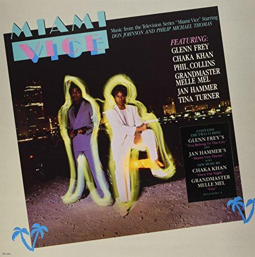 Miami Vice (1985) [Vinyl LP]