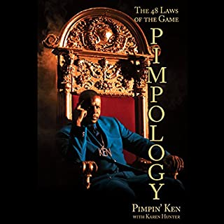 Pimpology cover art