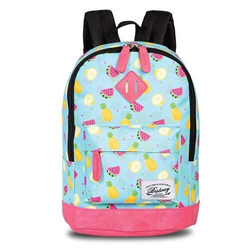 Bestway Campus Kids Kinder-Rucksack, 29 cm, 6 Liter, Hellblau-Pink