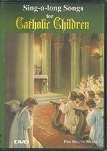 Sing-A-Long Songs for Catholic Children (DVD)