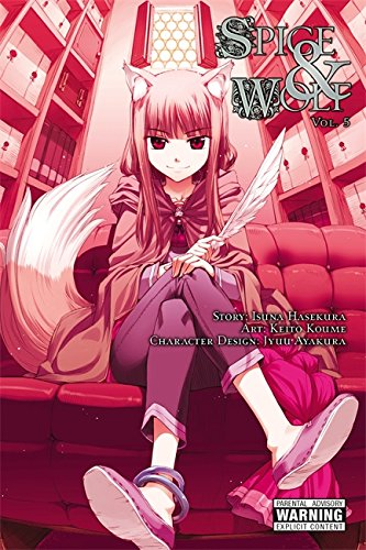 Spice and Wolf, Vol. 5 - manga
