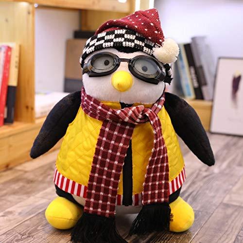 lili-nice Giocattoli di Peluche Amici Pinguino di Joey'S Friends Rachel Giocattoli di Bambola Farciti per Bambini Regalo di Natale per Bambini 25Cm 45Cm