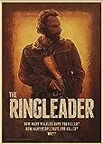 Leinwand Poster The Walking Dead Serie 8 Poster Vintage Bar