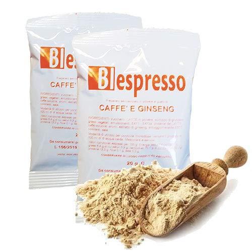 Caffè Biespresso - Caffè Ginseng solubile (50 bustine da 20gr)