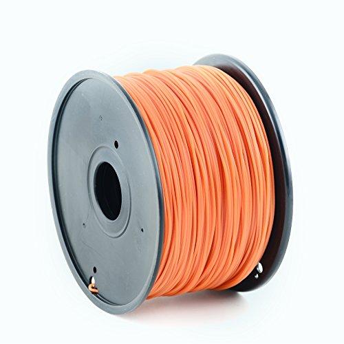 ABS 1,75mm Alta precisione filamenti di stampa 3D (5 metri) 30 + colori esatti di penna 3D / stampante 3D materiale (Cioccolato)