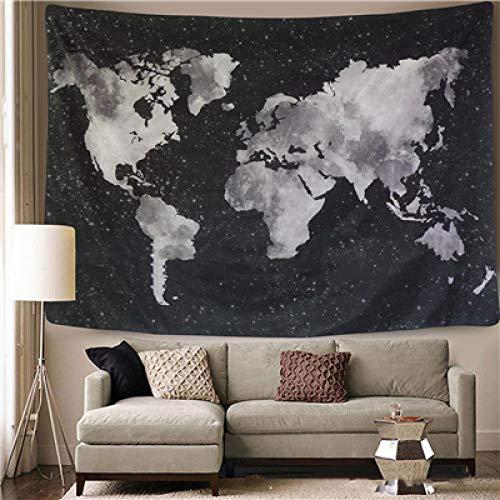 Anime Painting Wall Hanging Tapestry psychédélique Chambre À Coucher Décoration