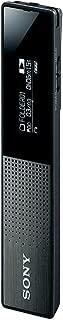 ソニー SONY ステレオICレコーダー ICD-TX650 : 16GB 高性能デジタルマイク内蔵 ブラック ICD-TX650 B