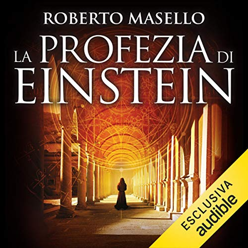 La profezia di Einstein audiobook cover art