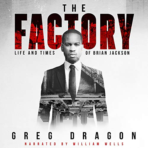 The Factory audiobook cover art