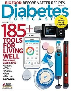 Diabetes Forecast - Magazine Subscription from MagazineLine (Save 50%)