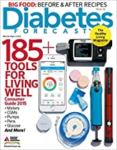 Diabetes Forecast - Magazine Subscription from MagazineLine (Save 50%)