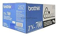 元Brother tn-700( tn700) 12000Yieldブラックトナーカートリッジブラック–小売