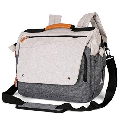 Zpoint D1, Messenger & Backpack, Convertible w/Stroller Belts